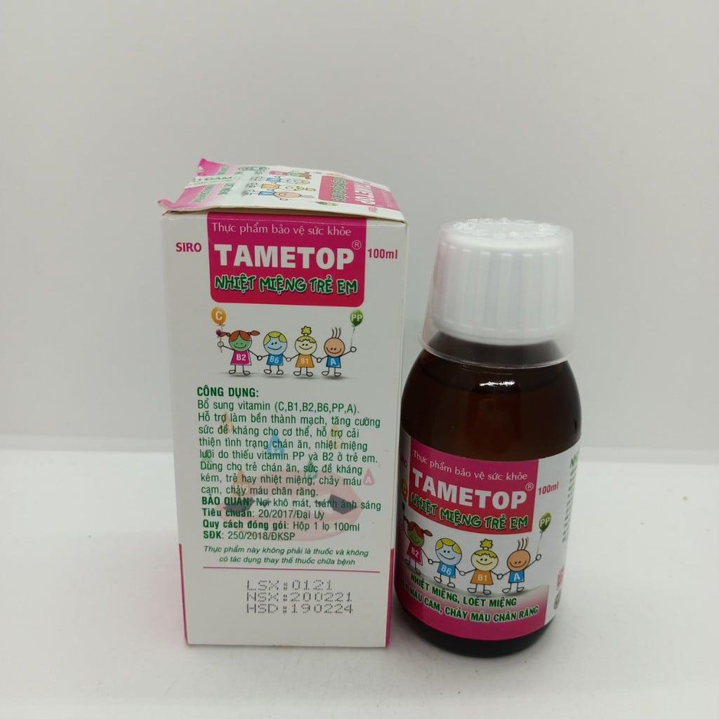 Thuốc nhiệt miệng trẻ em ( 6 )