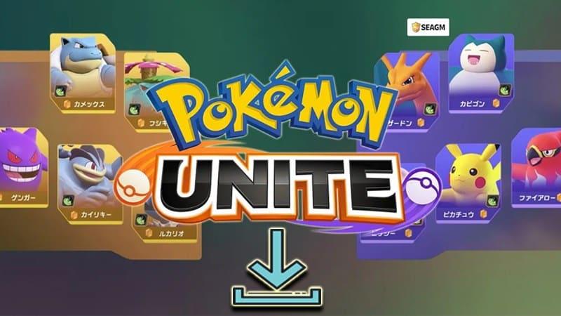 2 cách tải Pokemon Unite trên Android và iOS mới nhất 2021 chi tiết