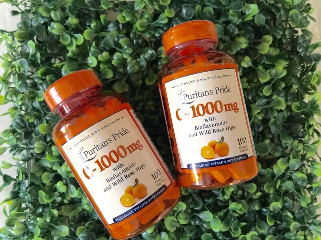 Viên uống vitamin c nào tốt ( 3 )
